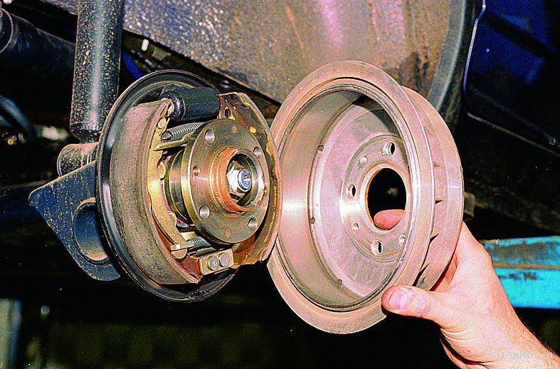 Барабанные тормоза и дисковые плюсы и минусы