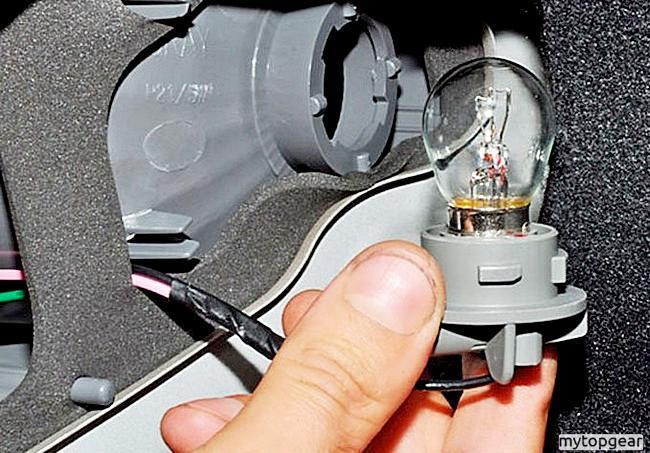 Как заменить лампочку габаритов рено логан   Авто & Мото   Селдон Новости