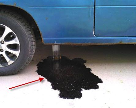 Чем можно заделать дырку в бензобаке